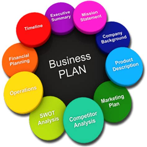 Business plan template for professional services companies